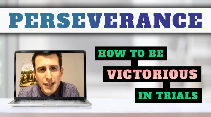 Perseverance: How to be victorious in trials ¦ Video