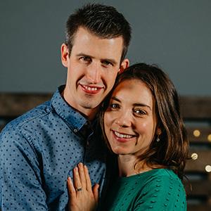 David and Hannah Steele